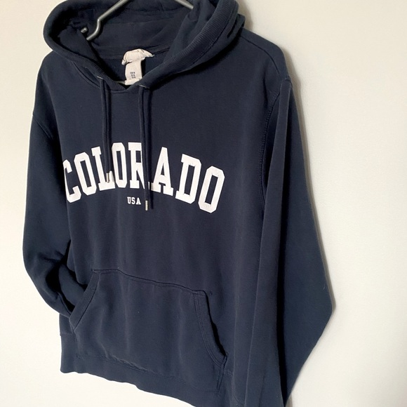 Brand Melville style hoodie